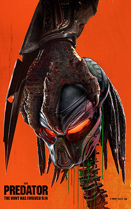 3. The Predator - The-Predator