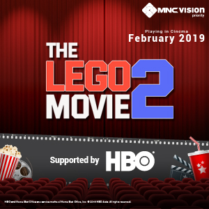 THE LEGO MOVIE 2: THE SECOND PART Movie Campaign