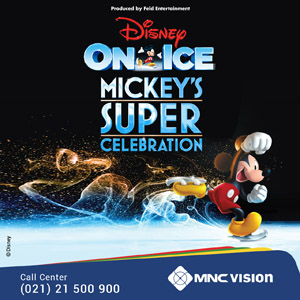 Disney On Ice: Mickey's Super Celebration