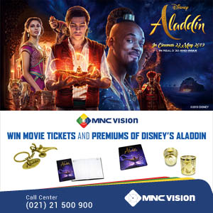 Aladdin Movie Screening